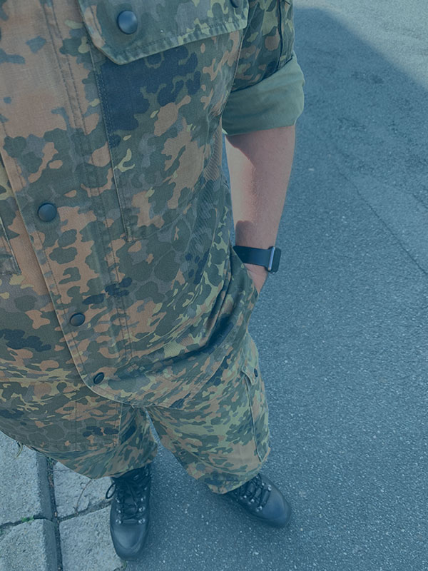 OHG UHG Versicherungskonzept der pladadinum Soldatenservice