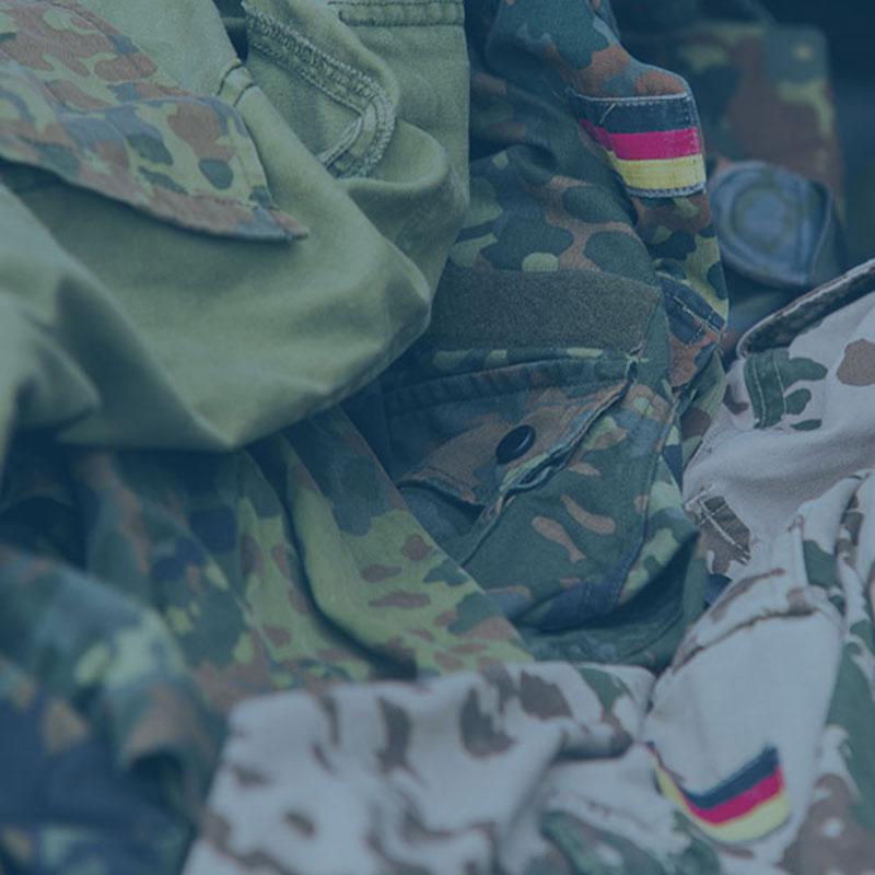Paladinum Soldatenservice bei Dienstunfähikgeit