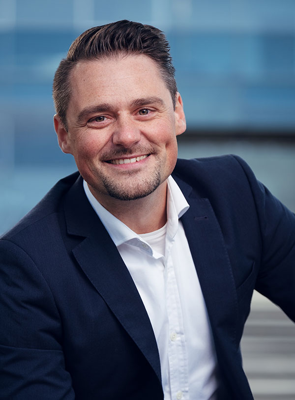 Unser Team Geschäftsführer Moritz Heilfort